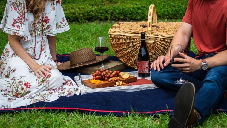 厚手のピクニックシート